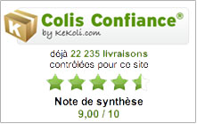 Colis confiance : d�j� 22 235 livraisons contr�l�es pour pharmashopi.com, pharmacie et parapharamcie en ligne