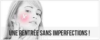 Soins anti-imperfections : cr�mes, s�rum, gel lavant pour lutter contre l'acn�