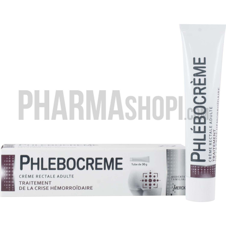 Phlébocrème crème rectale, tube de 30g