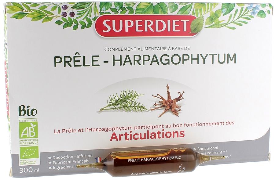 Harpagophytum biologique, un anti-inflammatoire issu de la médecine ... - Guide 2020