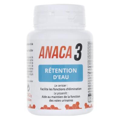 Anaca3 Rétention d'eau - 60 gélules