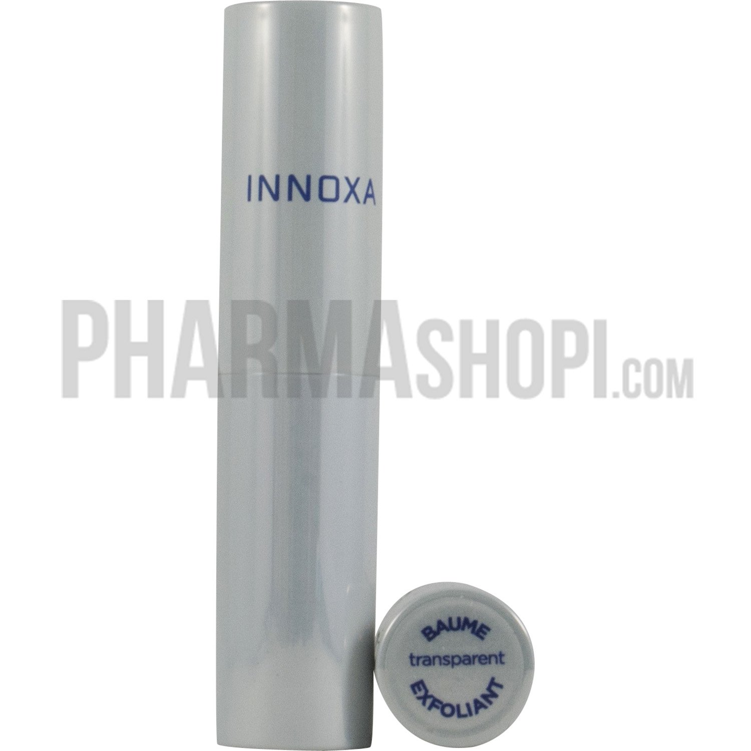 baume lvre exfoliant transparent innoxa 1 stick - Baume Lvres Color