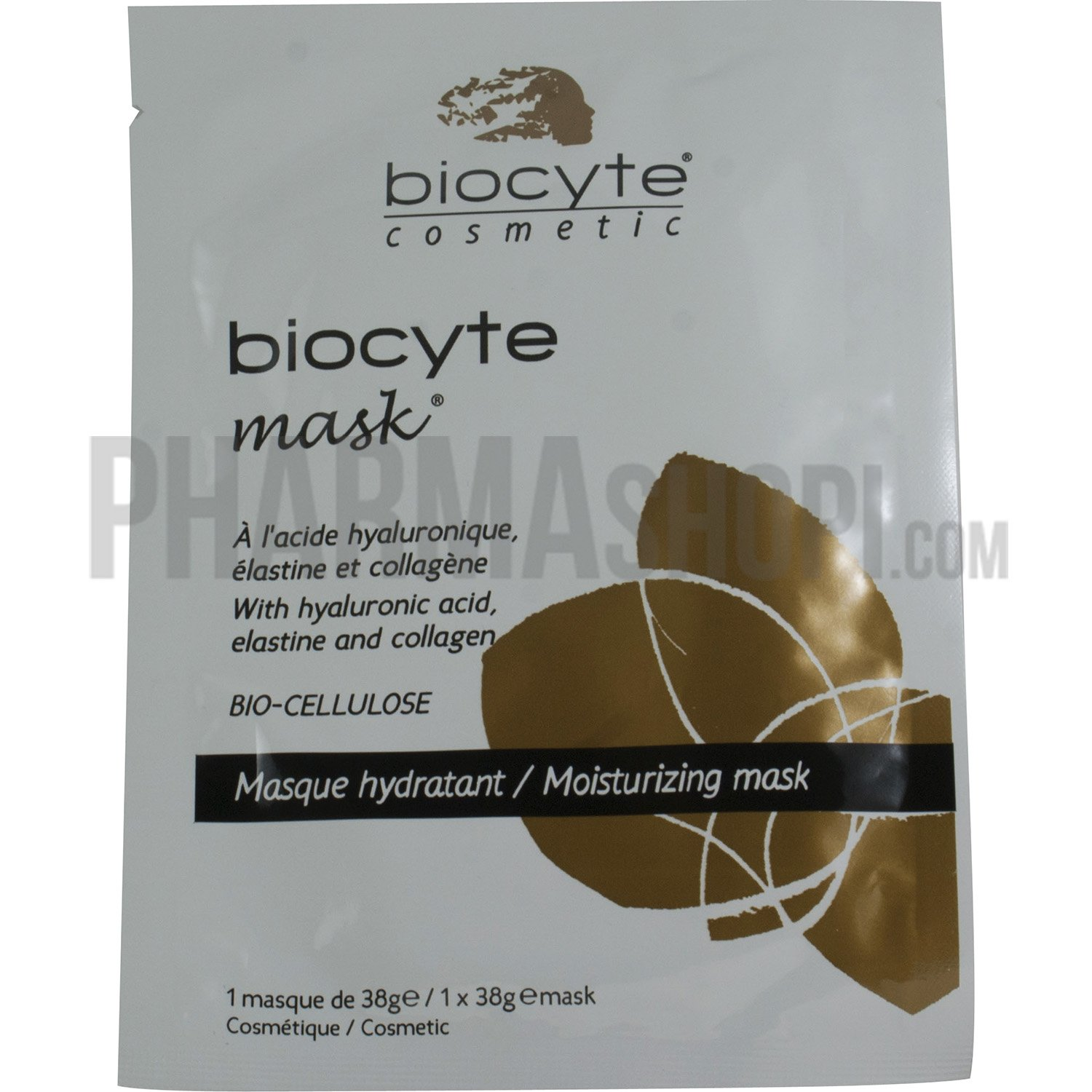 mask hydratant biocyte cosmetic 1 masque de 38 g. Black Bedroom Furniture Sets. Home Design Ideas