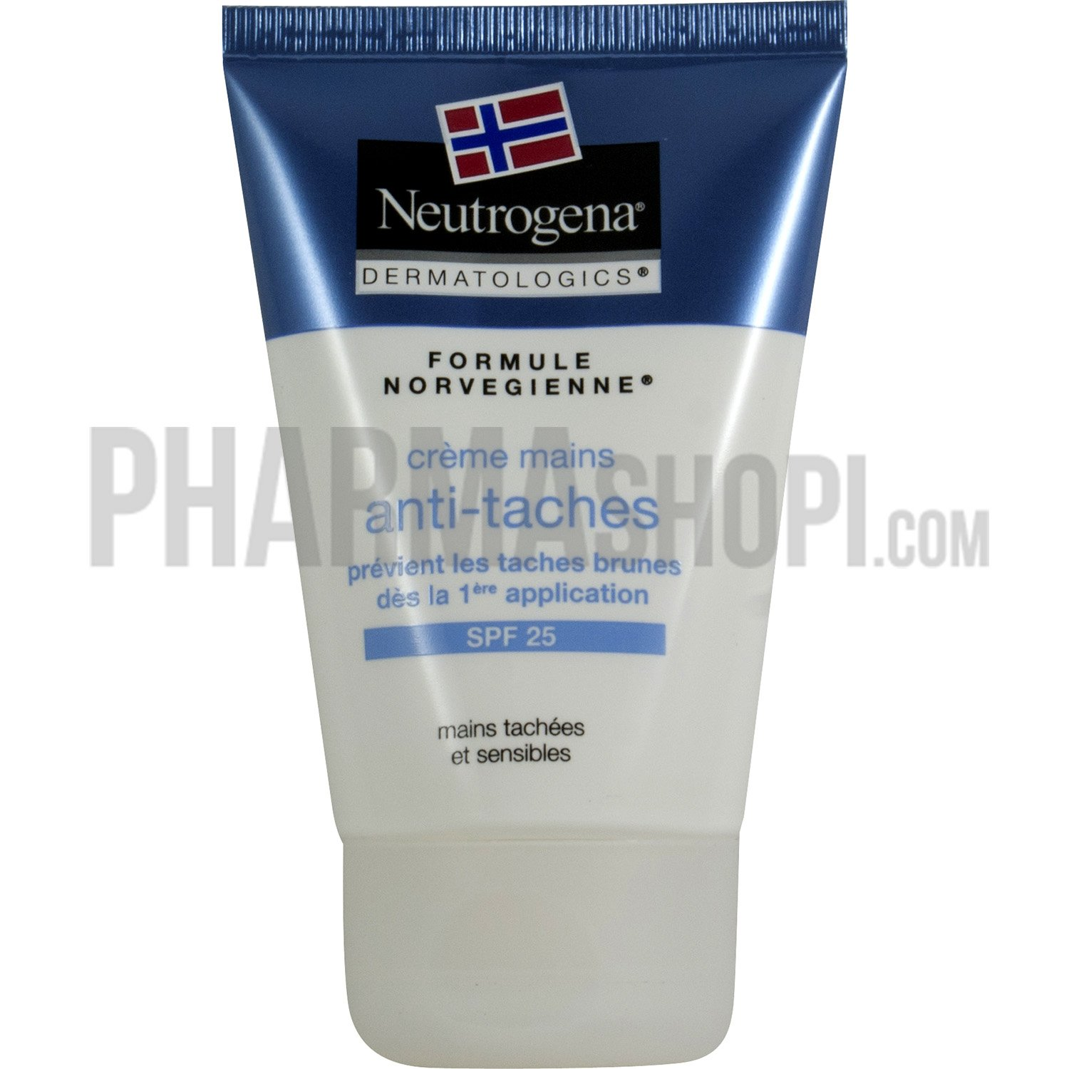 neutrogena cr me mains anti taches neutrogena tube de 50 ml. Black Bedroom Furniture Sets. Home Design Ideas