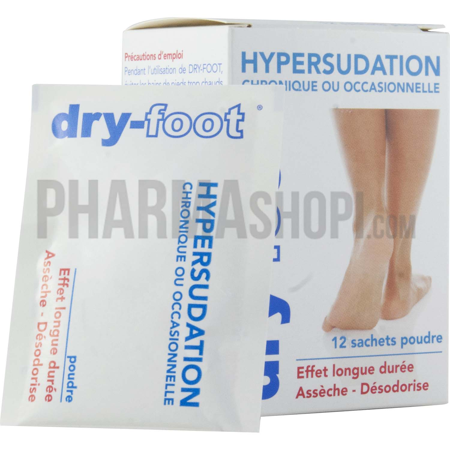 dry foot poudre