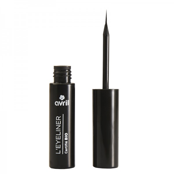 Avril eye liner noir bio avril 3 5 ml for Liner noir