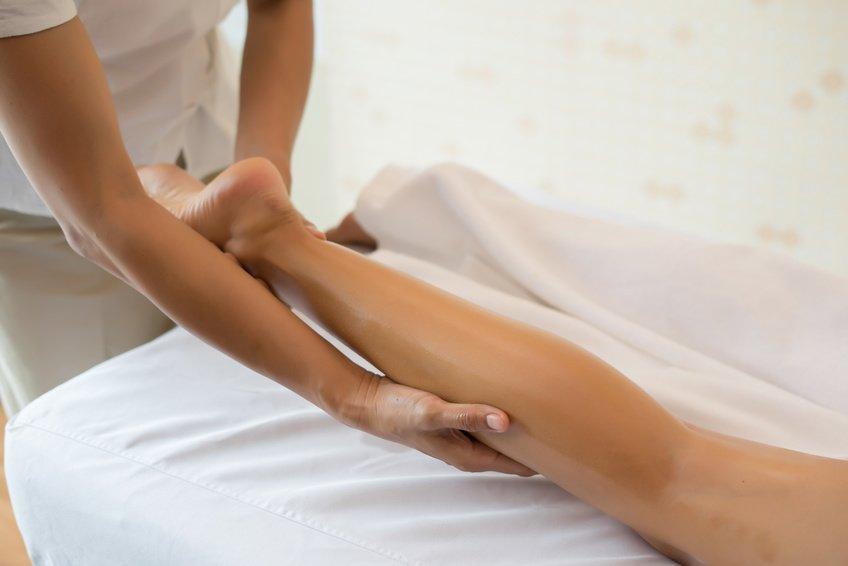massage tendinite