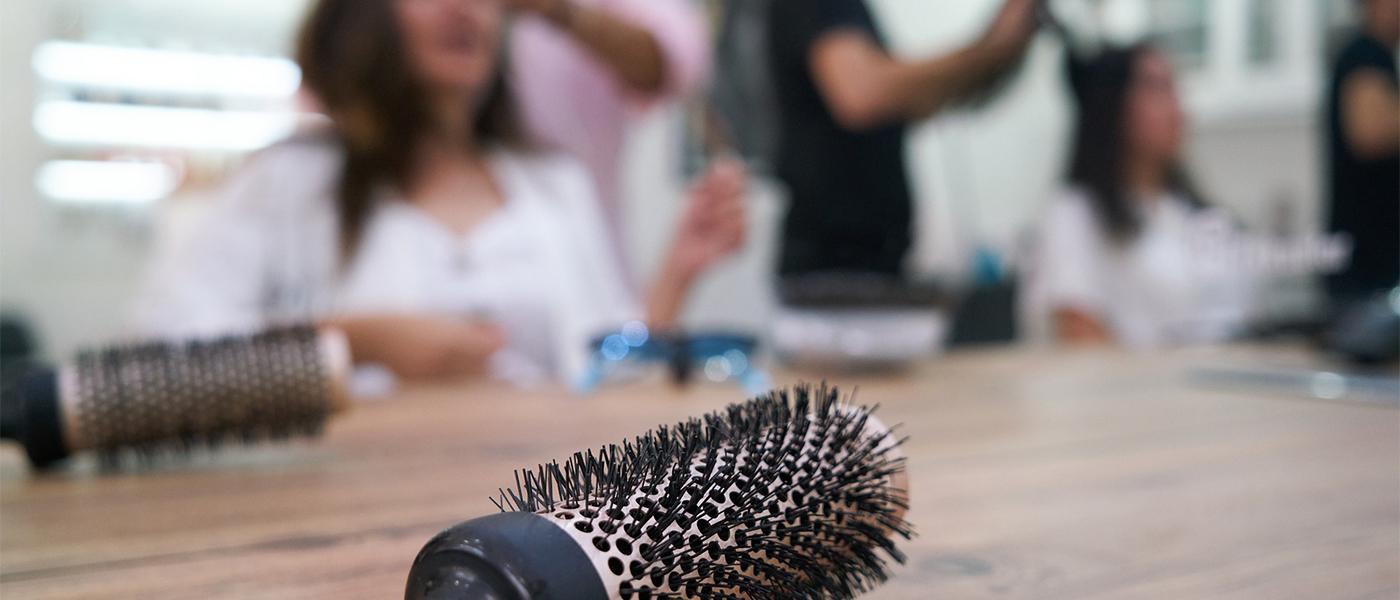 brosse à cheveux poux