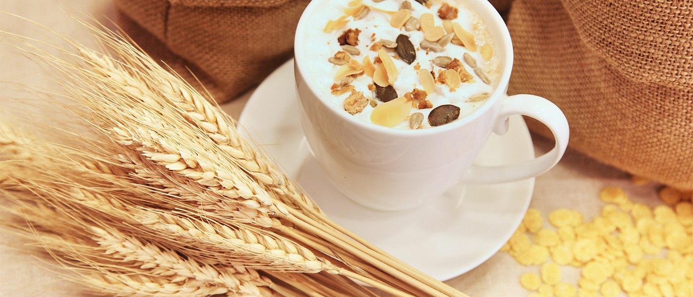 céréales anti inflammatoire naturel