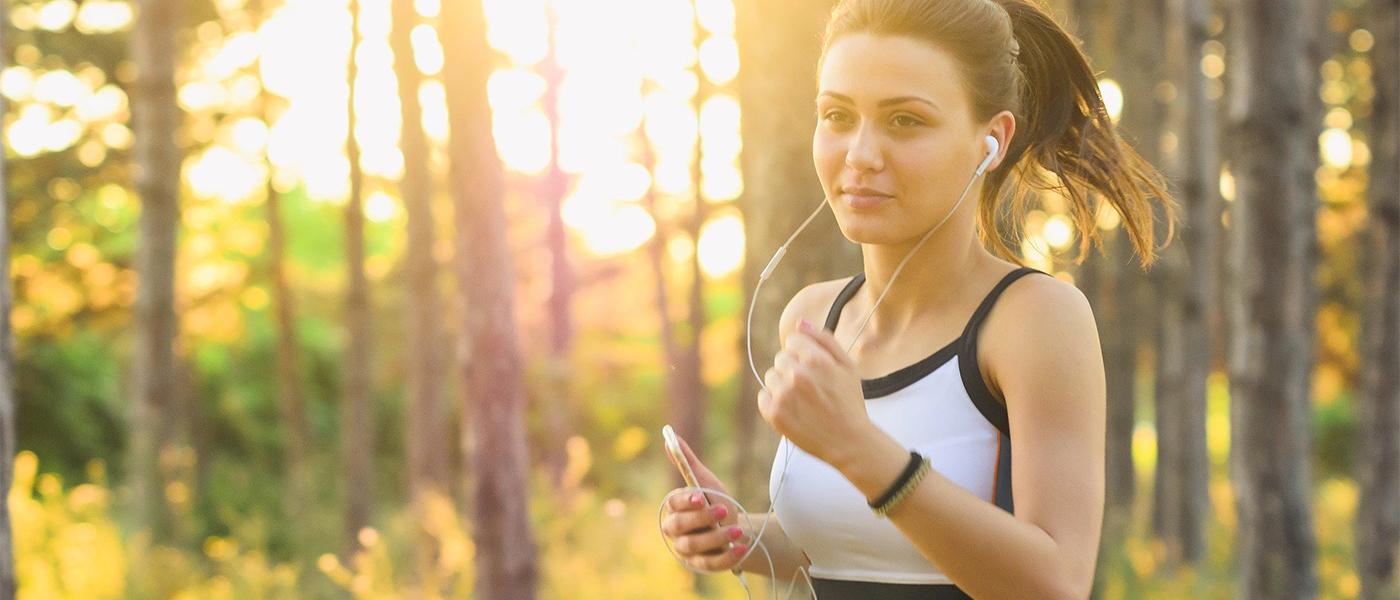 effort physique course à pieds