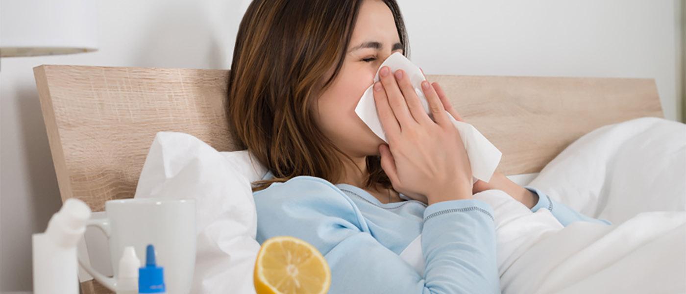 grippe ou rhinite