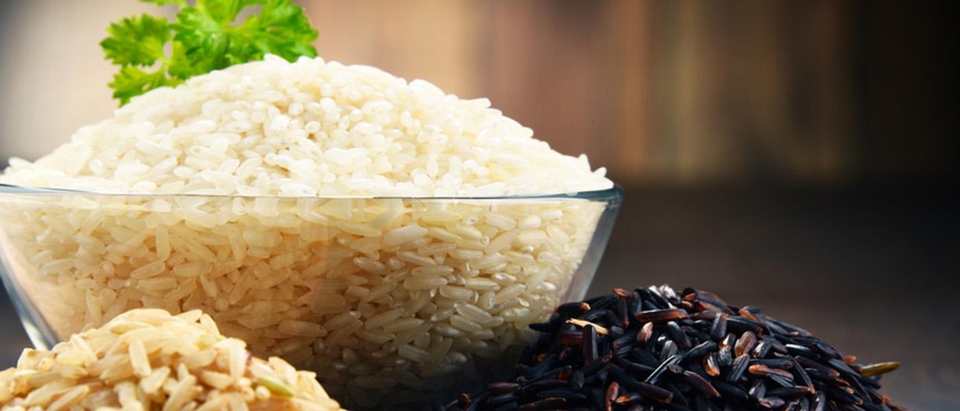 riz contre la tourista