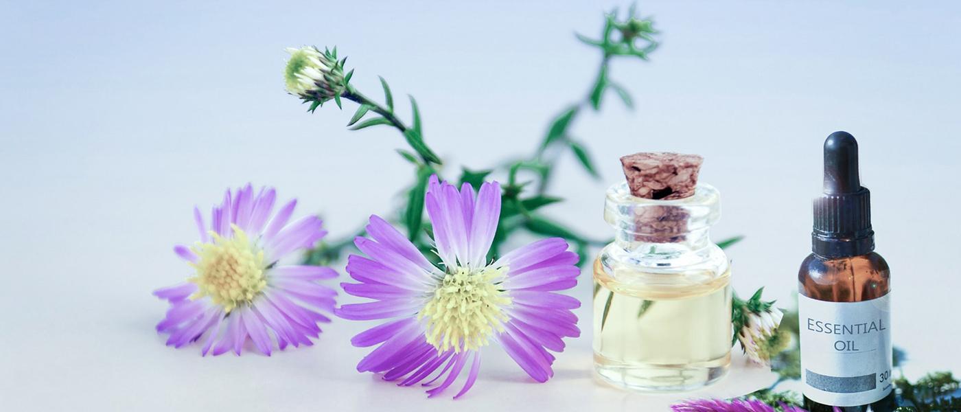 huile essentielle pour le visage