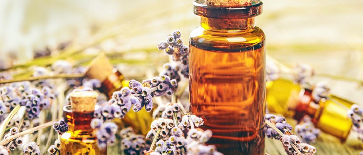 huile essentielle de lavande contre les brulures