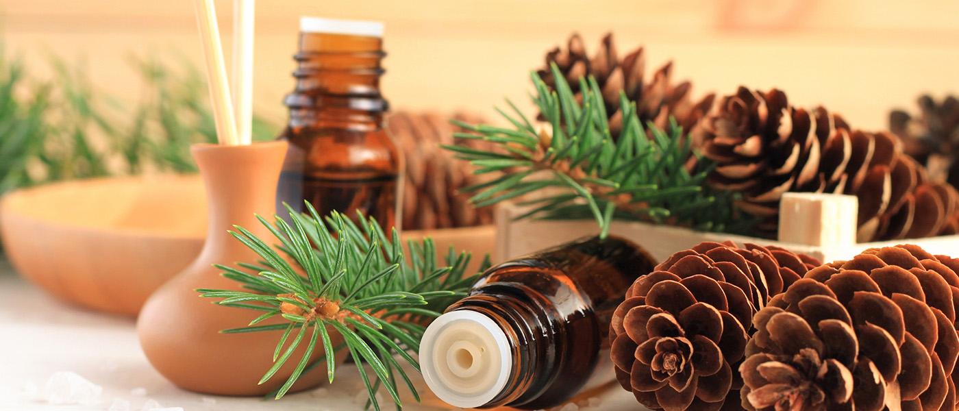 huile essentielle de pin