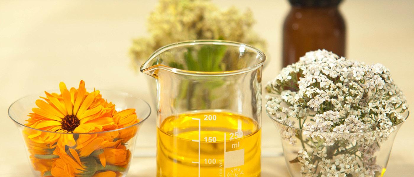 huile vegetale pour application cutanee