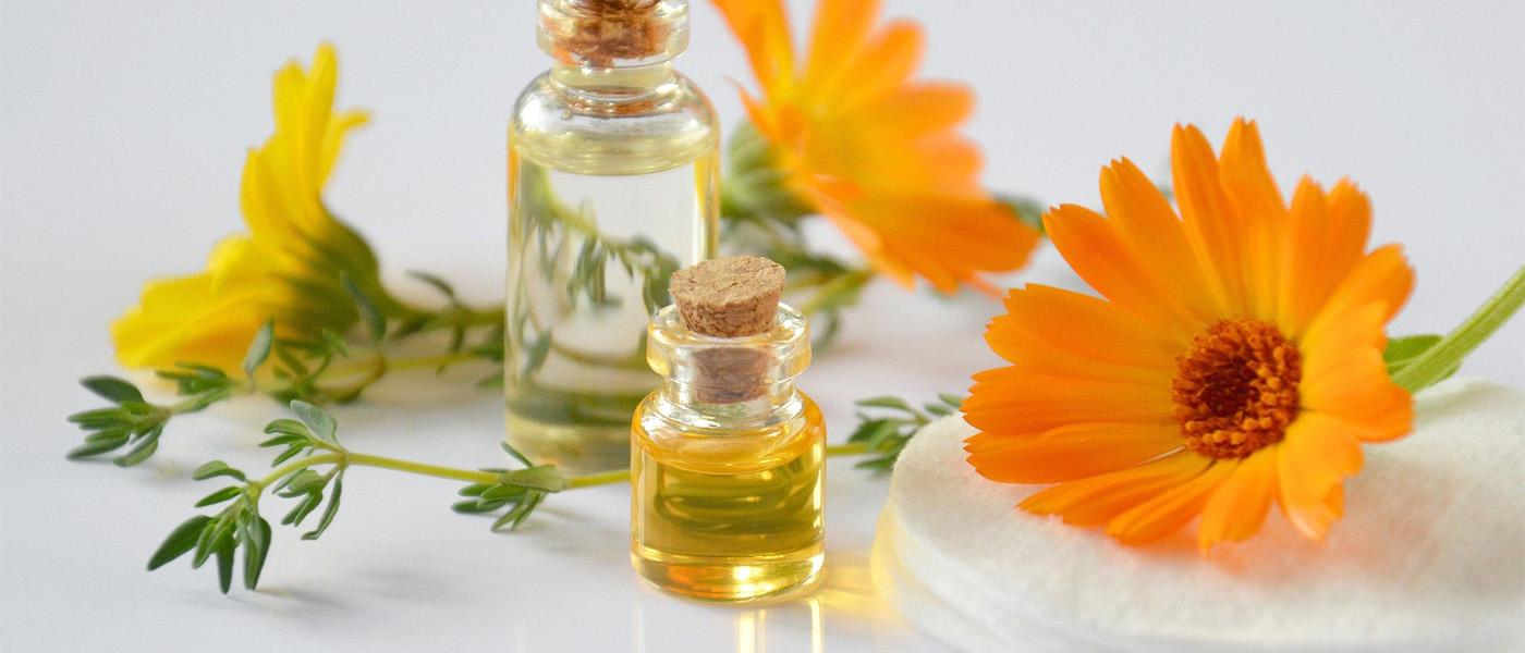 huile essentielle traitement tendinite