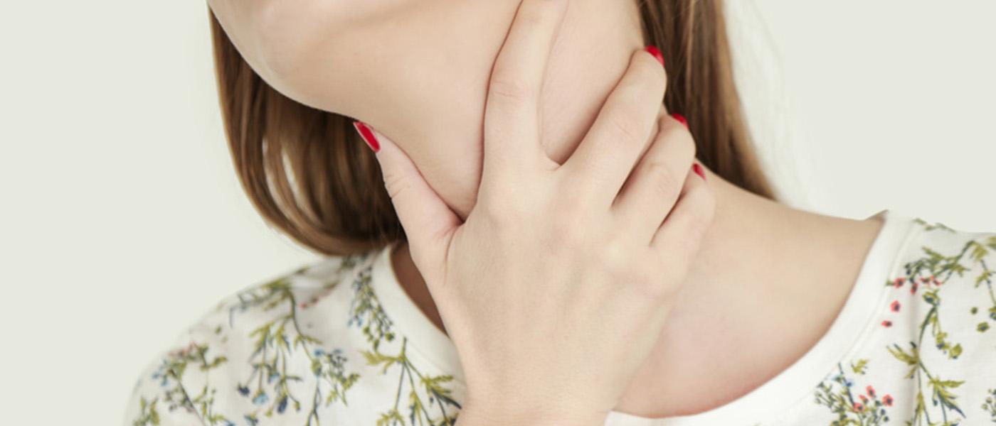 mal de gorge angine