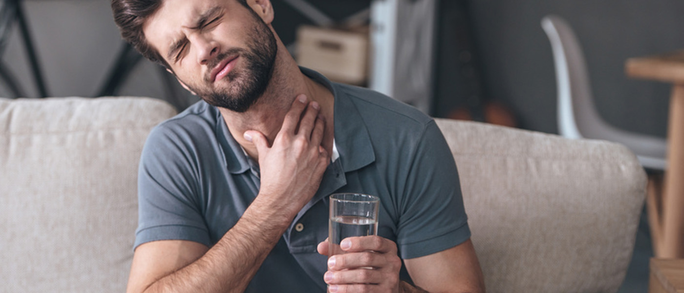 pharyngite symptomes