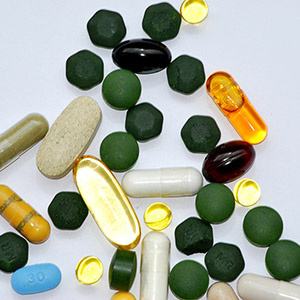 complement alimentaire en parapharmacie
