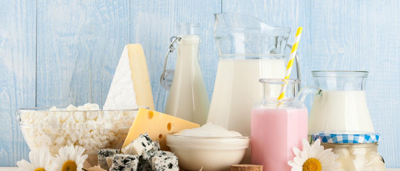 produit laitier pour le regime cetogene