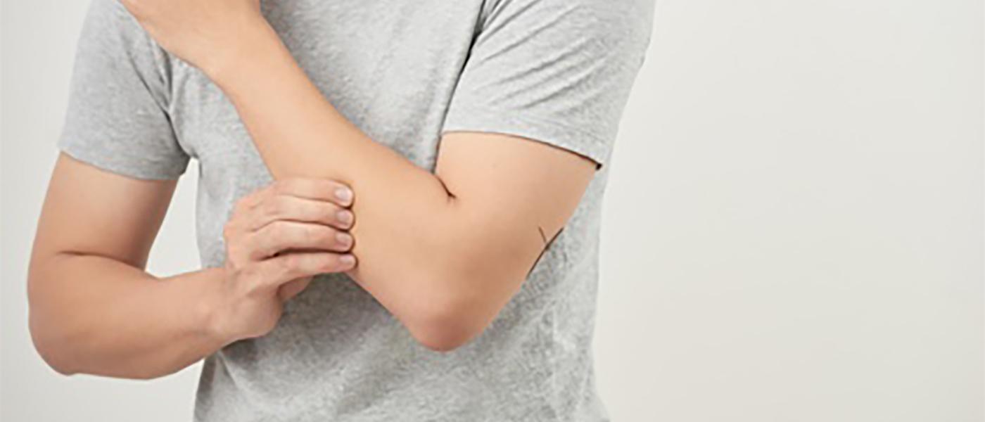 tendinite bras