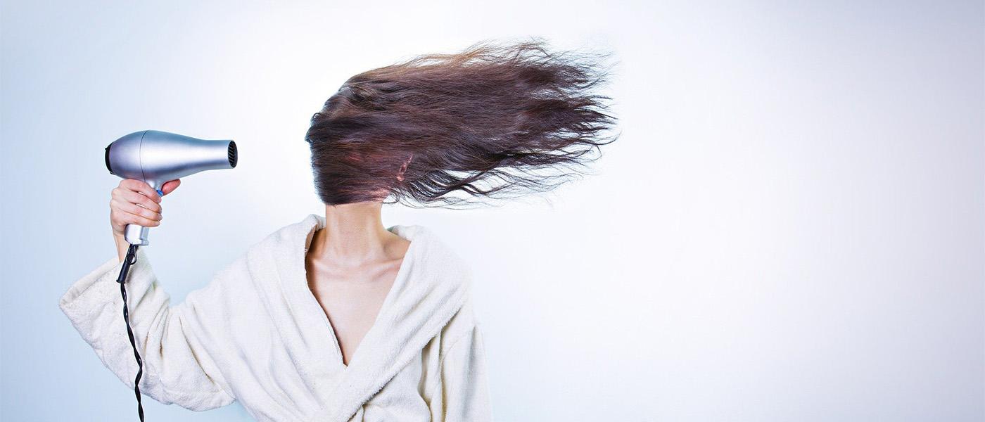 chaleur cheveux