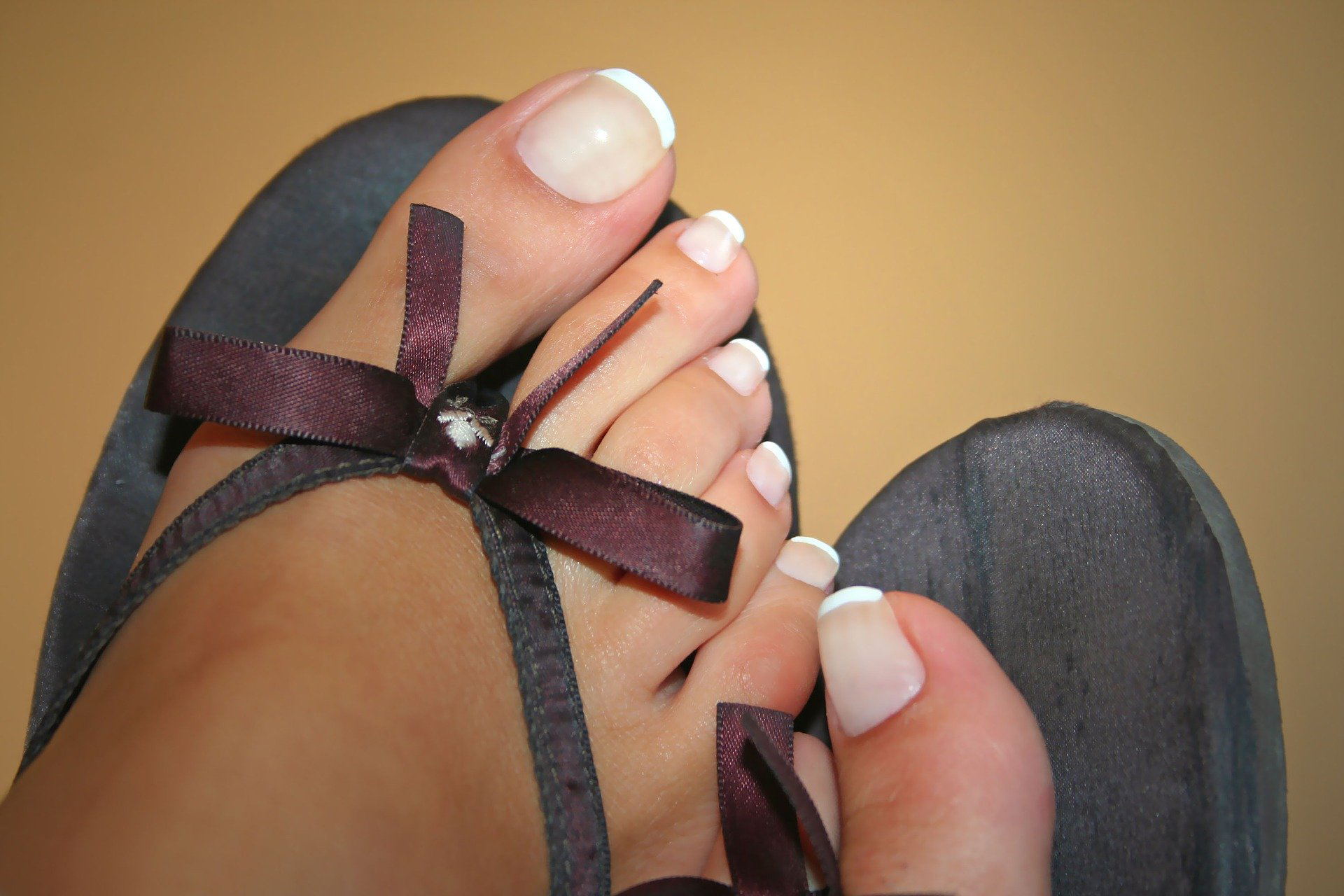 vernis mycose des pieds