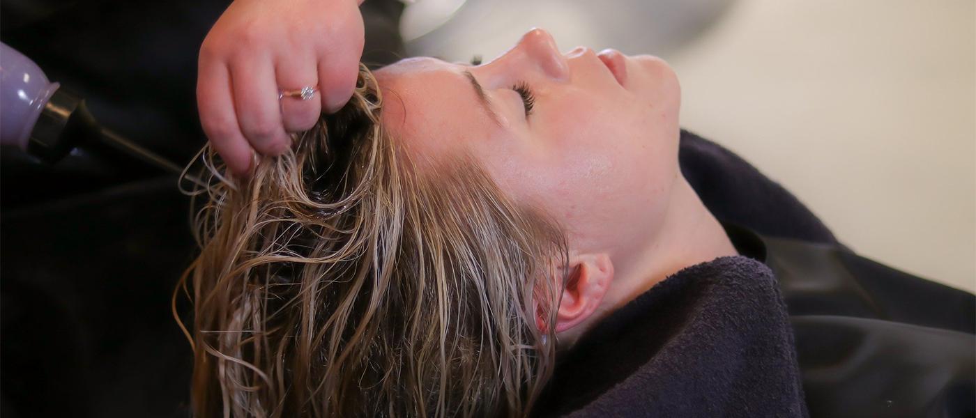 shampooing psoriasis
