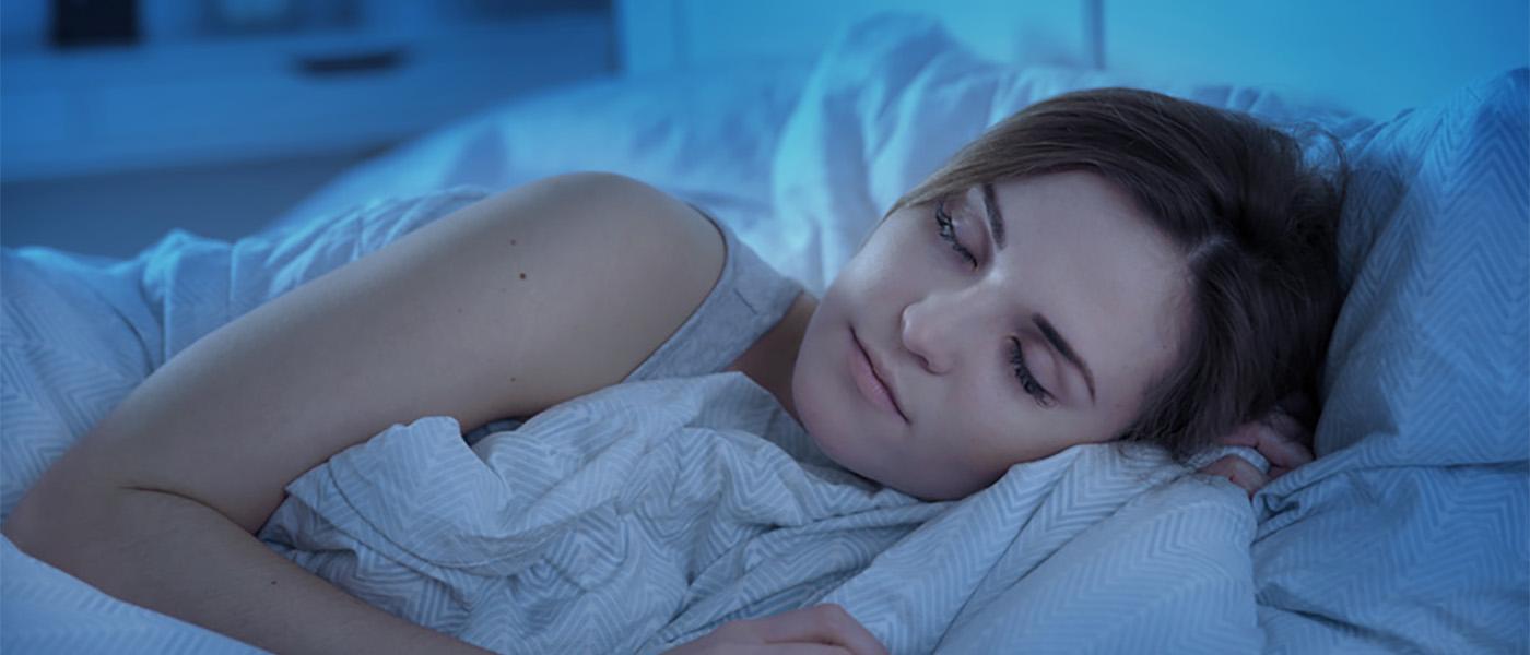 dormir avec une névralgie d'arnold