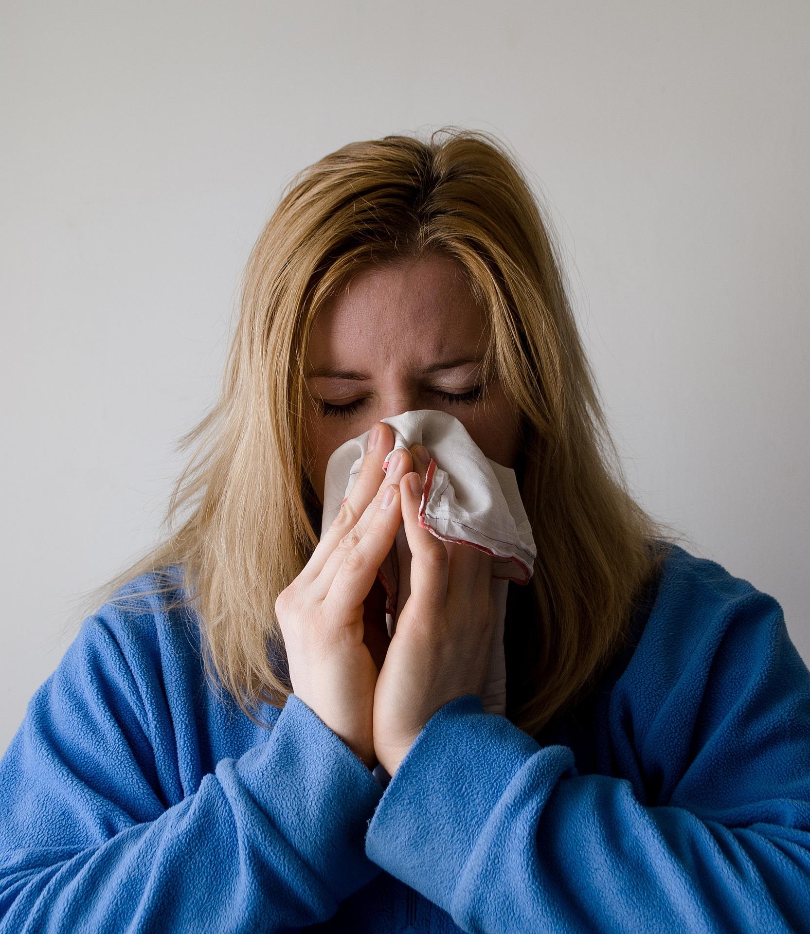 symptome de la grippe