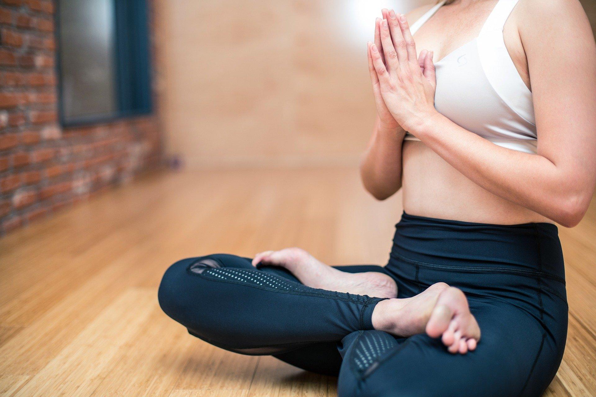 yoga bien être