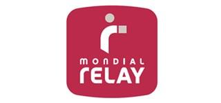 LIVRAISON EN MONDIAL RELAY À PARTIR DE 3.99€