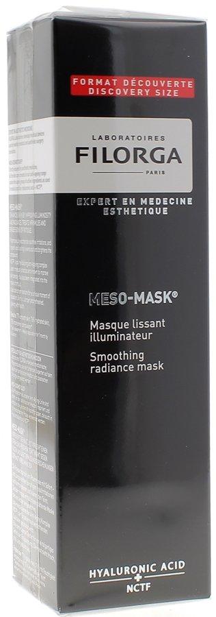 Promotion de ventes dernière sélection produits de qualité Meso-mask masque lissant illuminateur Filorga - Tube de 30 ml