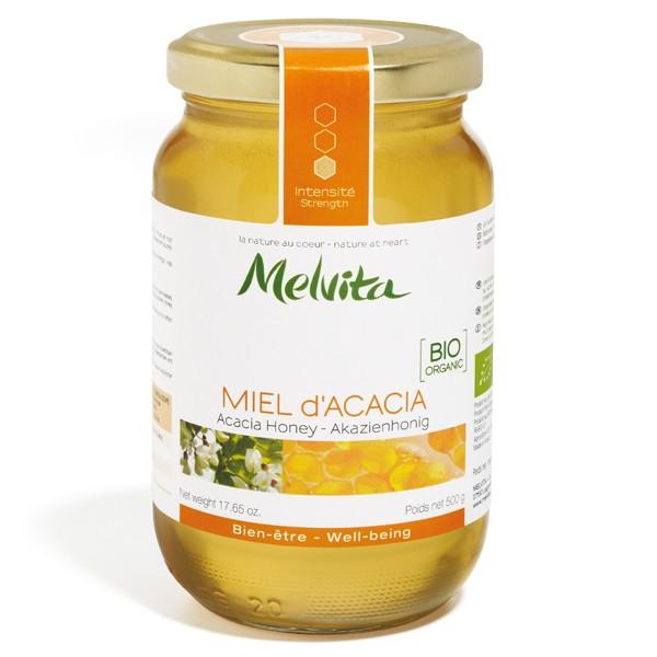 miel d'acacia bio vertus