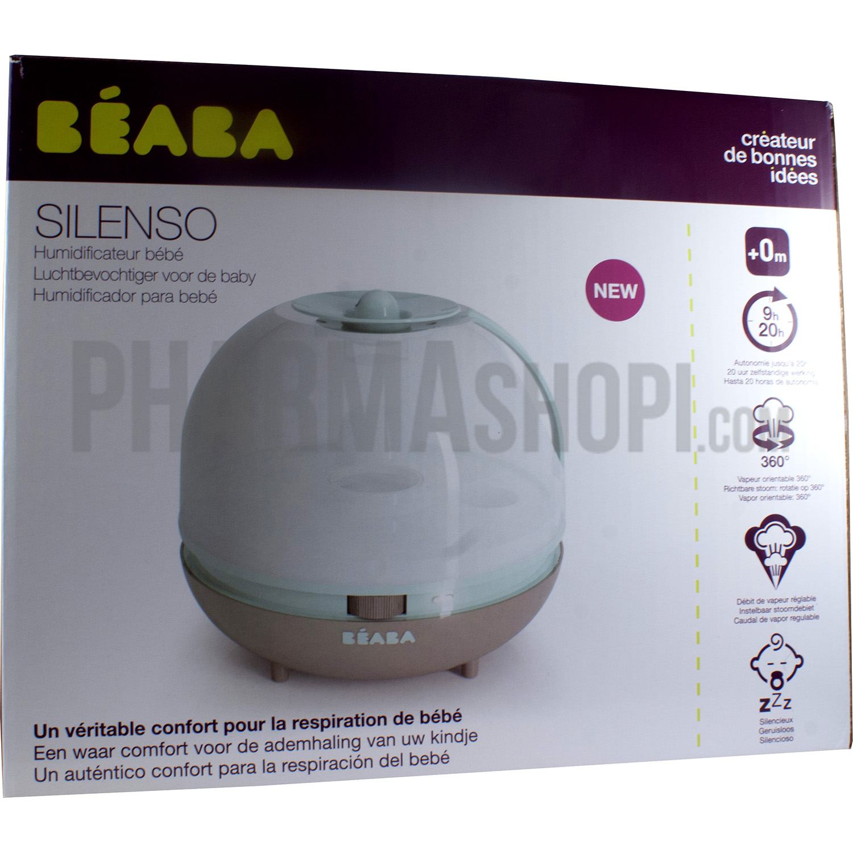beaba silenso humidificateur b b b aba. Black Bedroom Furniture Sets. Home Design Ideas