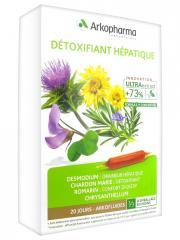 detoxifiant hépatique arkopharma papilloma genital warts