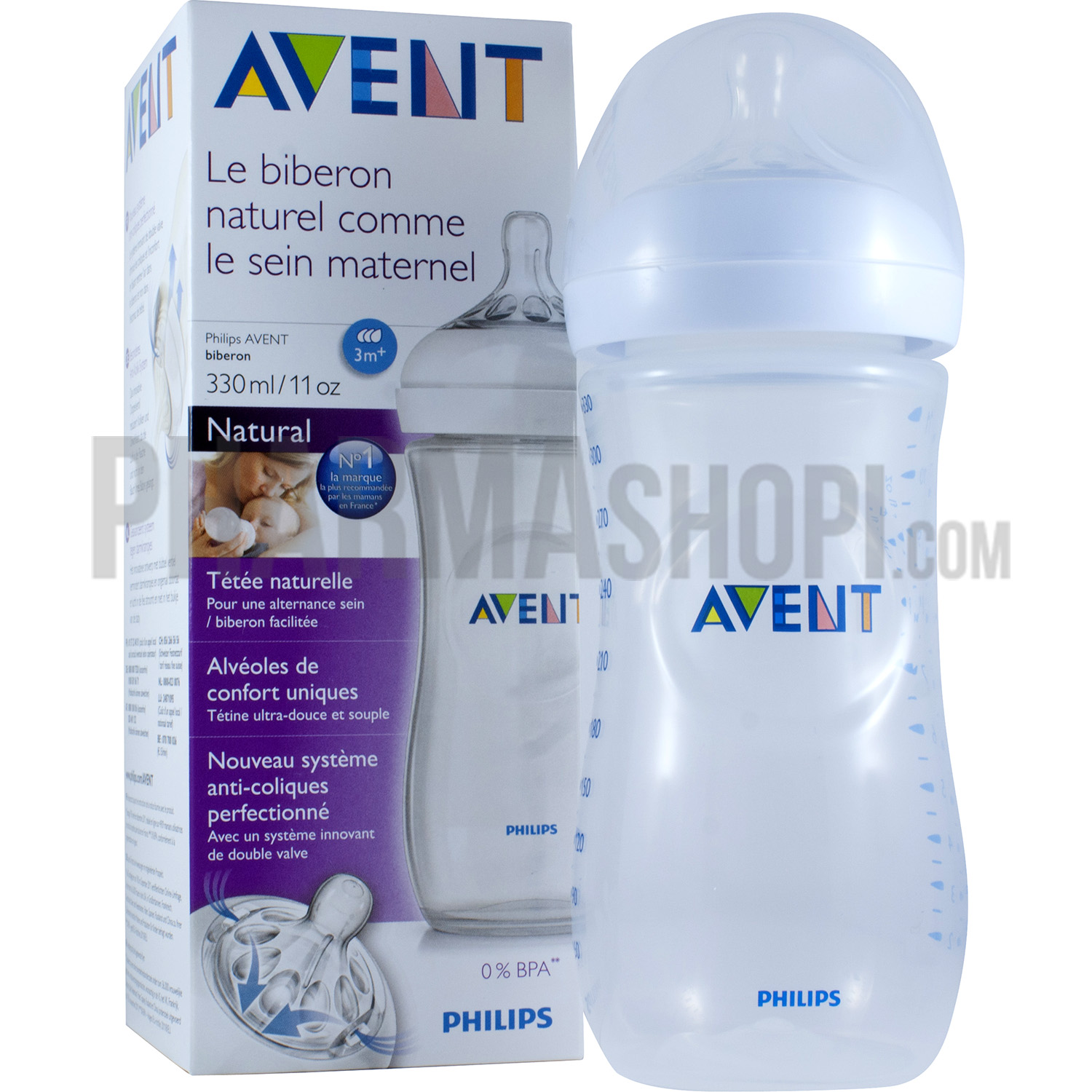biberon avent ml