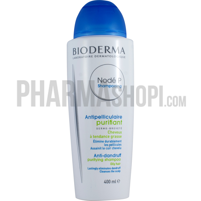 bioderma nod p shampooing antipelliculaire purifiant bioderma flacon de 400 ml. Black Bedroom Furniture Sets. Home Design Ideas
