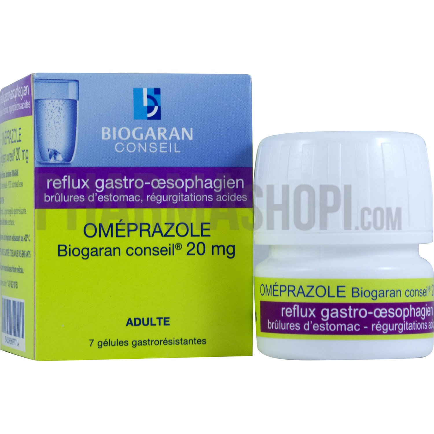 Omeprazole 20 Mg Directions