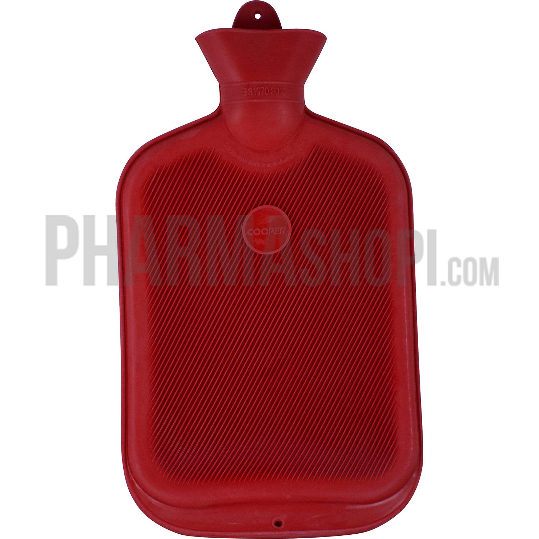 bouillotte en caoutchouc naturel rouge cooper 1 bouillotte de 2 l. Black Bedroom Furniture Sets. Home Design Ideas