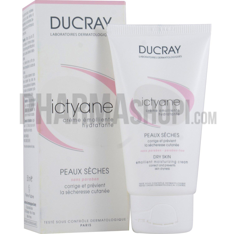 ictyane cr me molliente hydratante ducray tube 50 ml. Black Bedroom Furniture Sets. Home Design Ideas