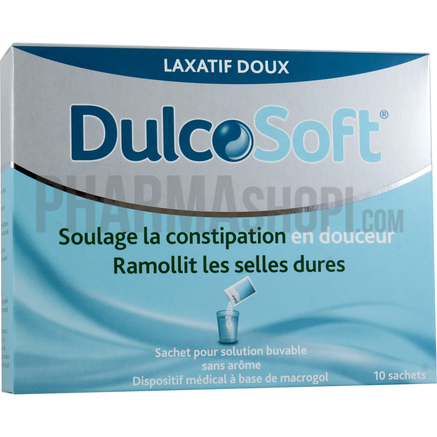 dulcosoft laxatif doux sachet pour solution buvable boite de 10 sachets. Black Bedroom Furniture Sets. Home Design Ideas