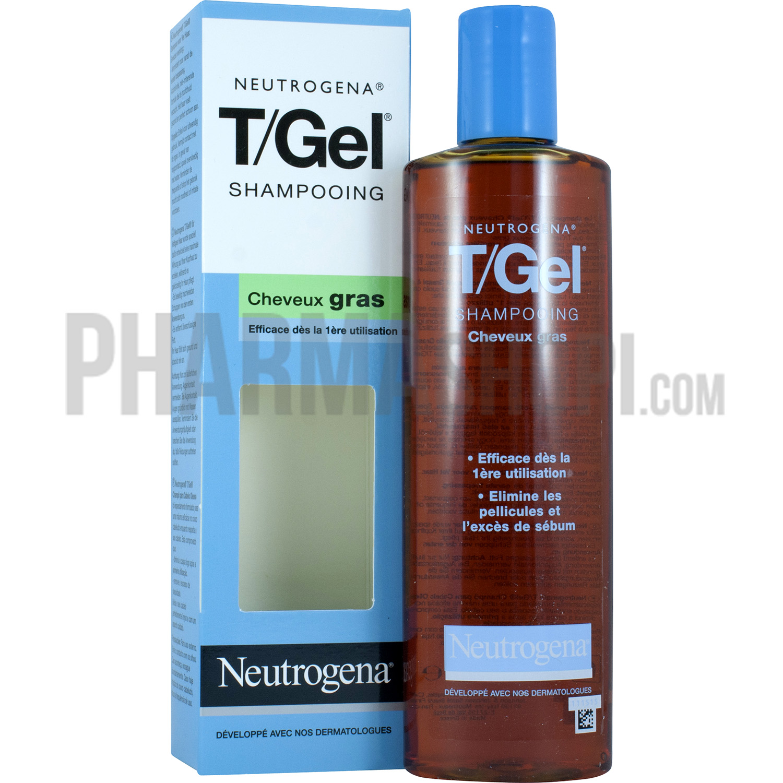 neutrogena t gel shampooing cheveux gras neutrogena flacon de 250 ml. Black Bedroom Furniture Sets. Home Design Ideas