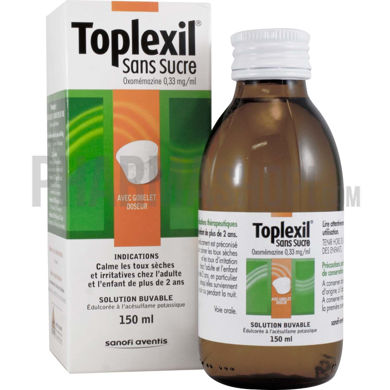 toplexil 0 33mg ml sans sucre contre la toux s che. Black Bedroom Furniture Sets. Home Design Ideas